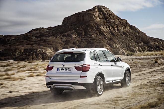 [新聞照片二] 全新BMW X3智能領航版239萬起升級上市!