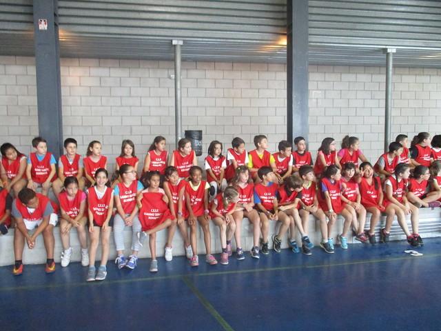 Encuentros Deportivos 4º - Tercer Trimestre - Curso 16/17