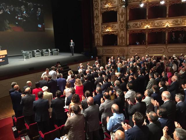 2017.06.23 Reggio Emilia – Assemblea Generale Federmeccanica 2017