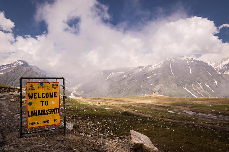 Welcome to Lahaul & Spiti