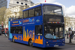 Volvo B9TL MCV - BU14 EHP - 120 -  GoldenTours Grayline - London 2017 - Steven Gray - IMG_8752