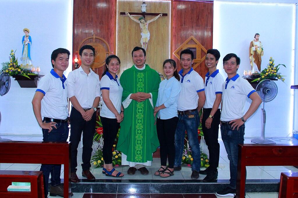 Nhóm Giới Trẻ Công Giáo Phát DIệm Tại Miền Nam - Lễ Ra Mắt Ban Điều Hành Khóa VI (2017-2019)