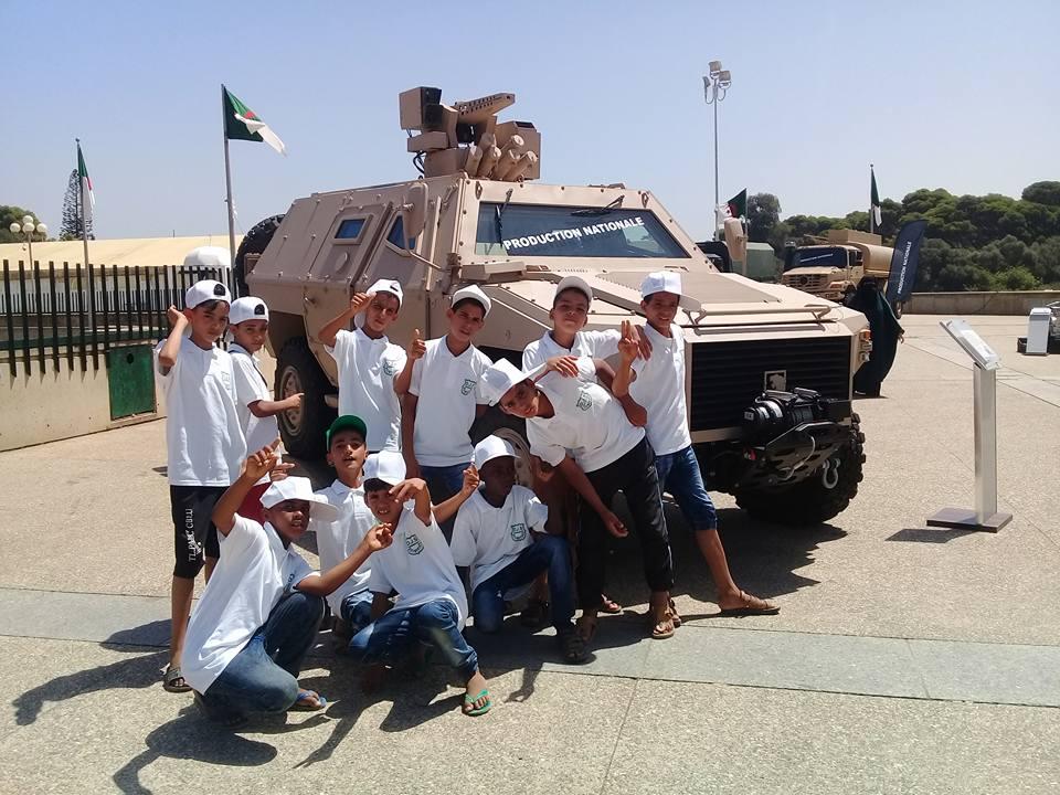 الصناعة العسكرية الجزائرية عربات Nimr(نمر)  - صفحة 10 35753741676_851154fdc8_o