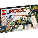 The LEGO Ninjago Movie 70612 Green Ninja Mech Dragon