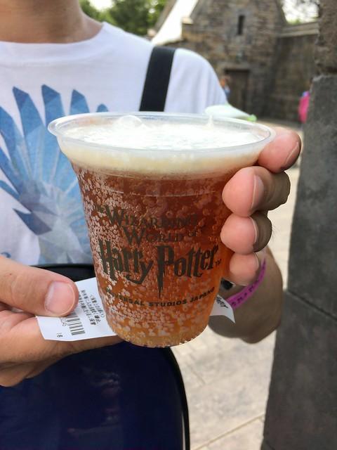 哈利波特魔法世界-奶油啤酒