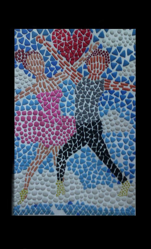 Mosaico 3º Medio A