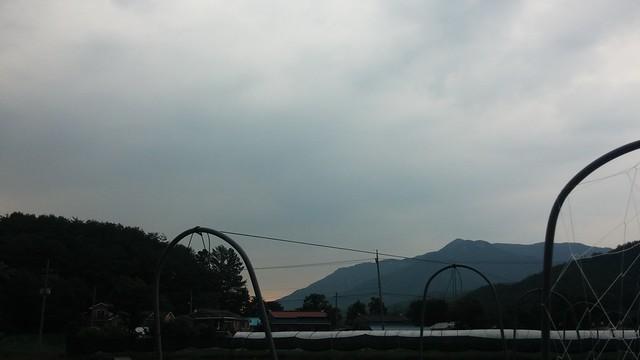 반가운 비구름
