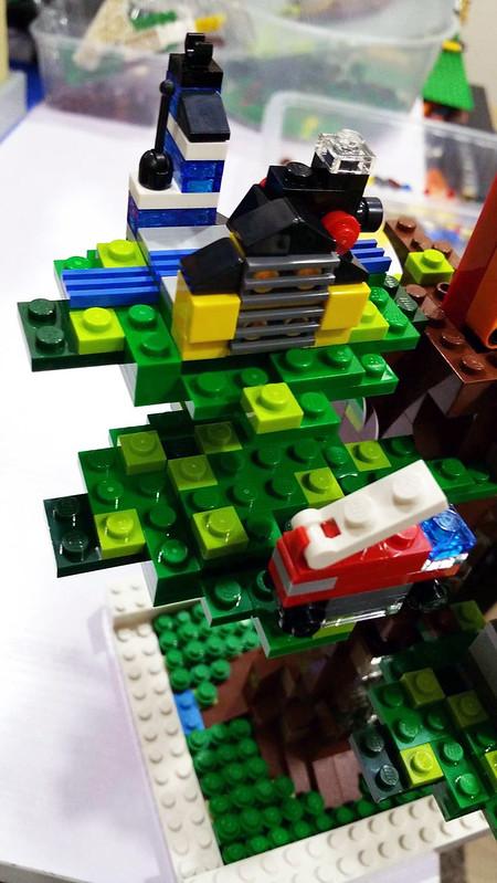 LEGO Tree of Creativity