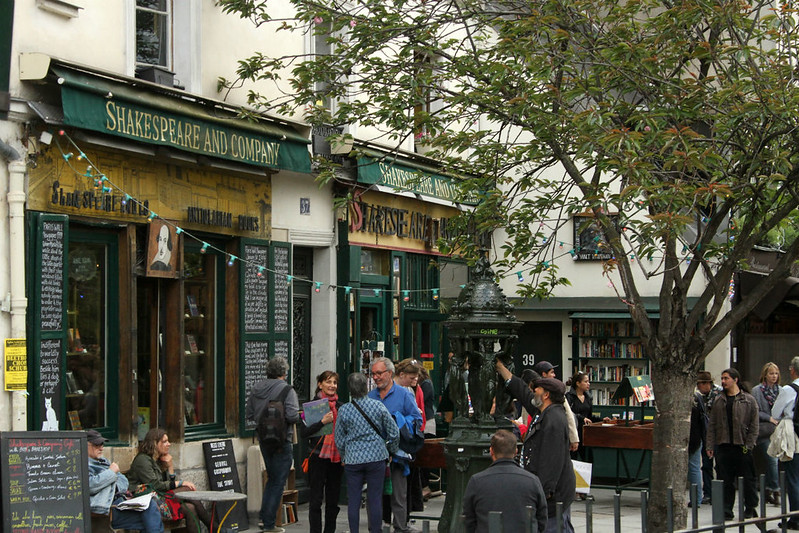 Shakespeare and Company - Paris