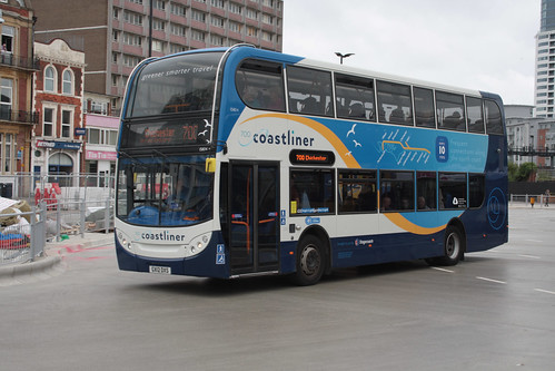 Stagecoach South 15804 GX12DXS