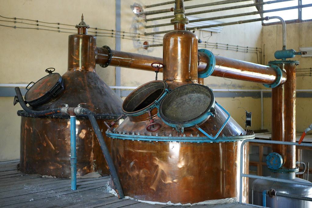 Isparta玫瑰蒸餾器