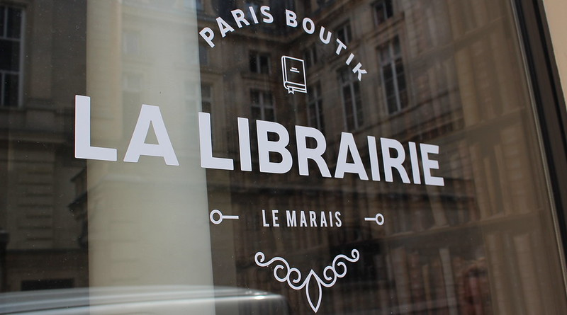Paris Boutik Librairie Paris