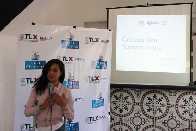 1er. Café Científico Tlaxcala