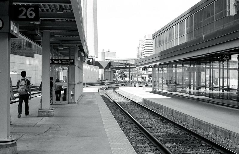 Leaving Platform 26-27