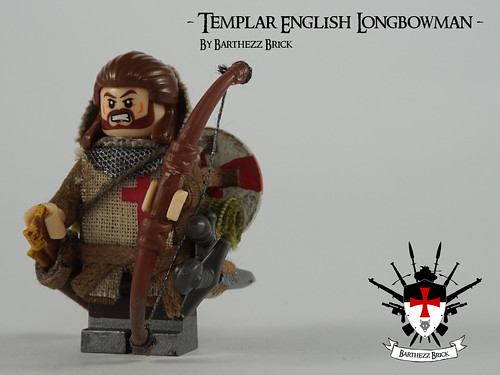 Templar Longbowman By Barthezz Brick 6 | by Barthezz Brick