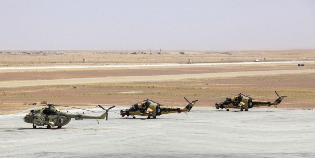 صور مروحيات Mi-24MKIII SuperHind الجزائرية - صفحة 8 35164124072_0219e2d77a_o