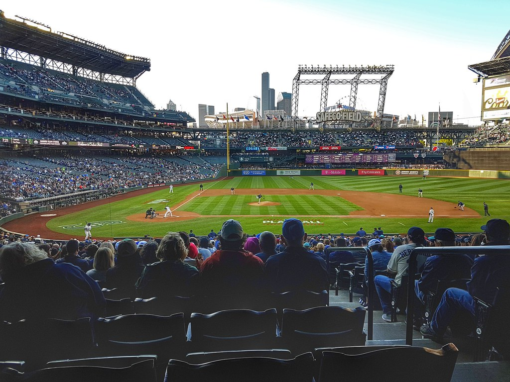 Seattle Mariners game 3