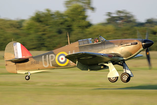 Hawker Hurricane Mk1 R4118 | by MUSTANG_P51