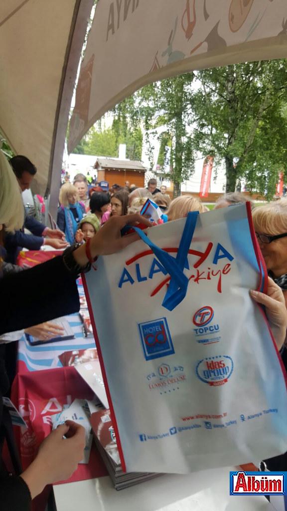 Moskova Krasnaya Presnya Parkı Türkiye Festivali13