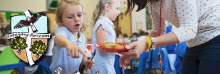 School lunchtime | by Hawkhurst CEP School Web Site Photos