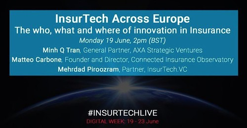 #Insurtech Across Europe