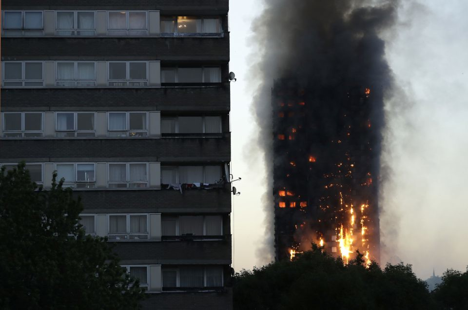 Grenfell Tower | 2017