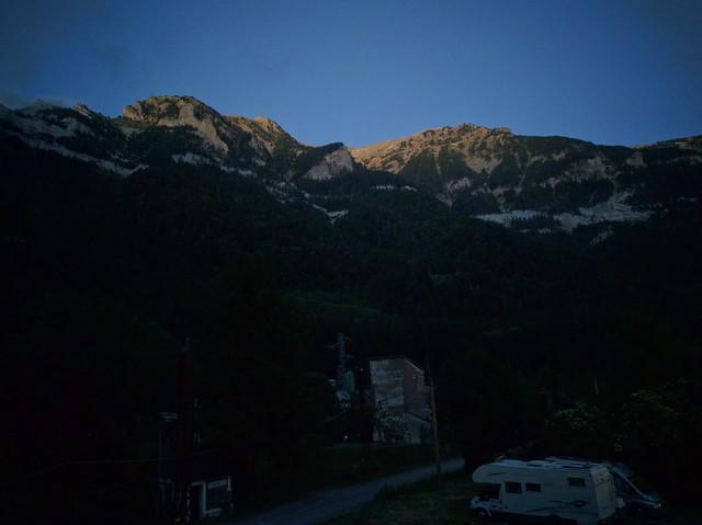 Fin de semana por el monte cerca de Jaca: Fuente Elvira e Ibones de Anayet