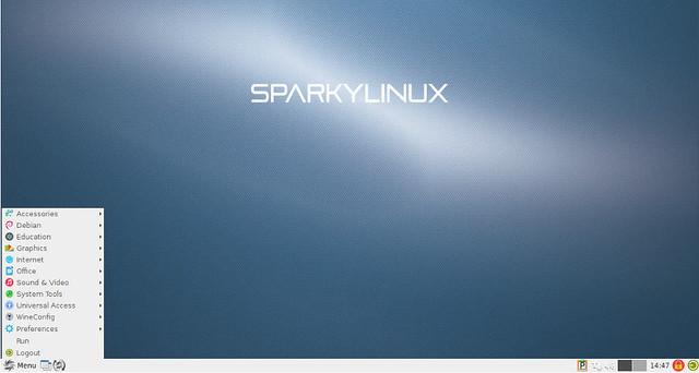 sparky-linux-2017
