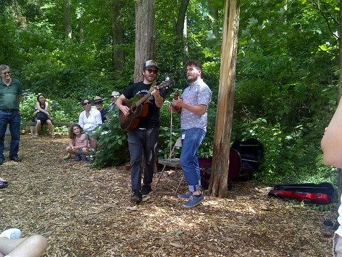 The Brother Brothers Caramoor American Roots Music Festival Katonah-20170624-05253