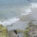 Rocks and spray, Le Bombarde Beach, Alghero