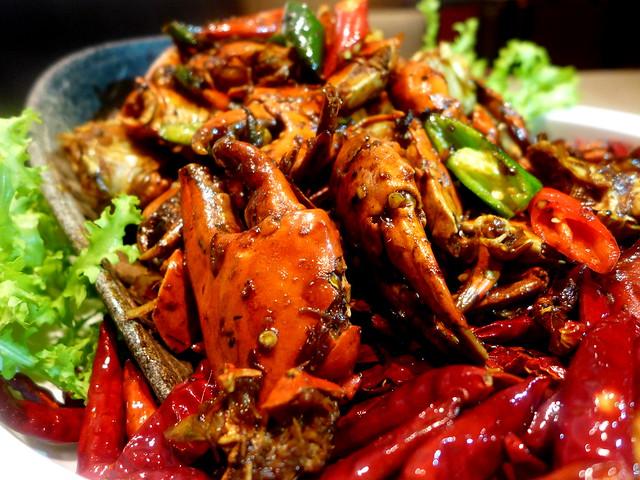 Jalapeno Crab