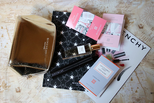Givenchy goodies