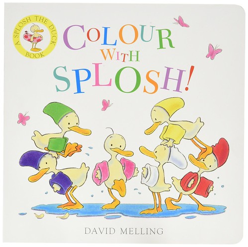 David Melling, Colour with Splosh!