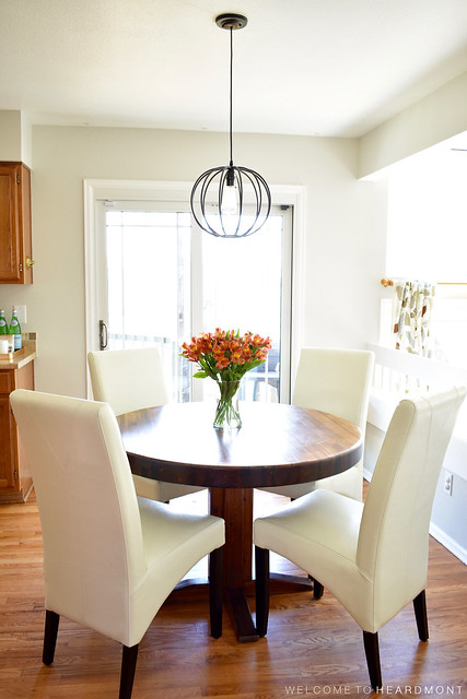Kitchen Breakfast Nook | Welcome to Heardmont