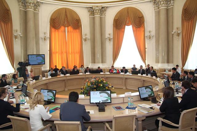 6-е заседание Экспертной группы по развитию механизмов государственного-частного партнерства в странах ЕАЭС
