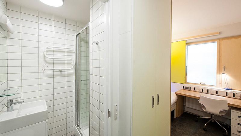 ... The Quads Bathroom   By University Of Bath