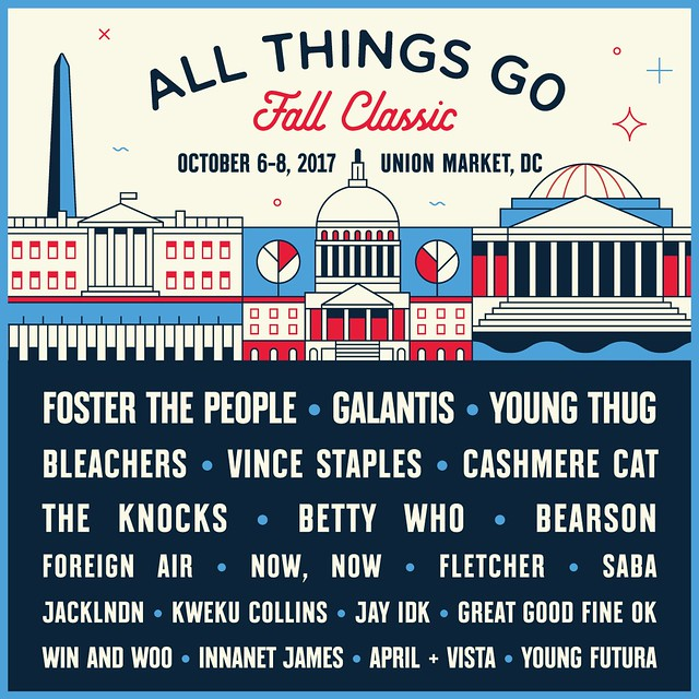 All Things Go 2017 Lineup