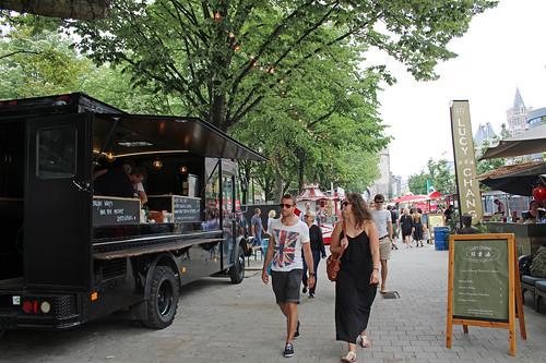 Barrio Cantina - food truck festival