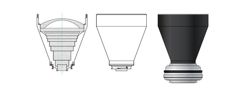 Lomography étend sa gamme d'objectifs Neptune avec un nouvel ultra grand-angle le Naiad 15mm