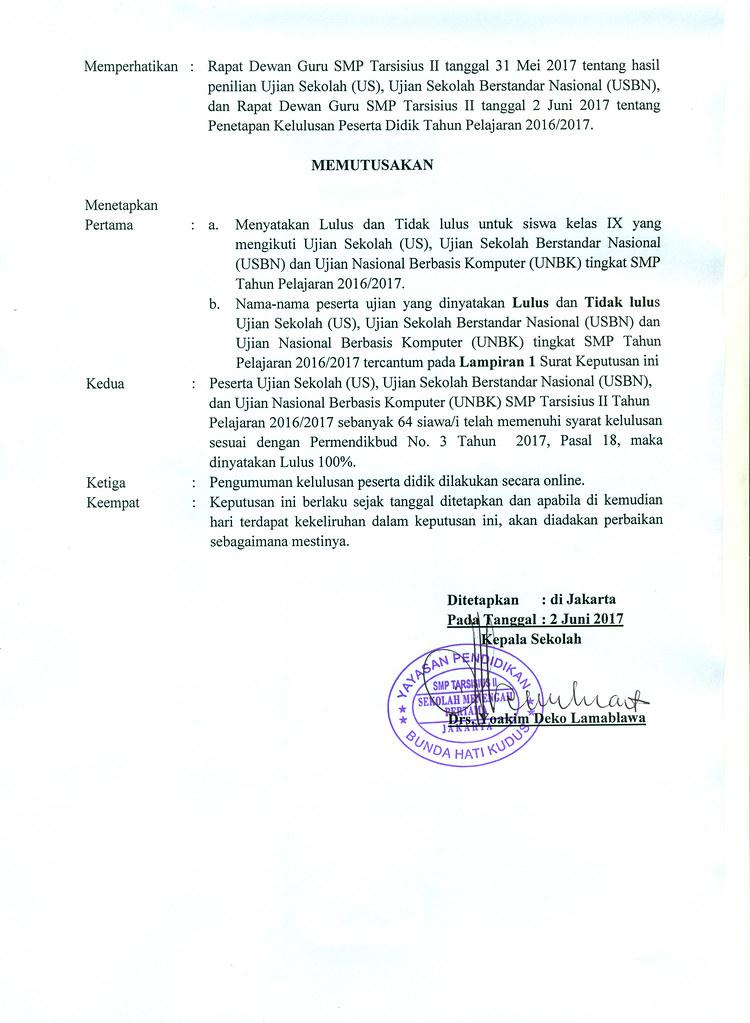 SK KELULUSAN - 2