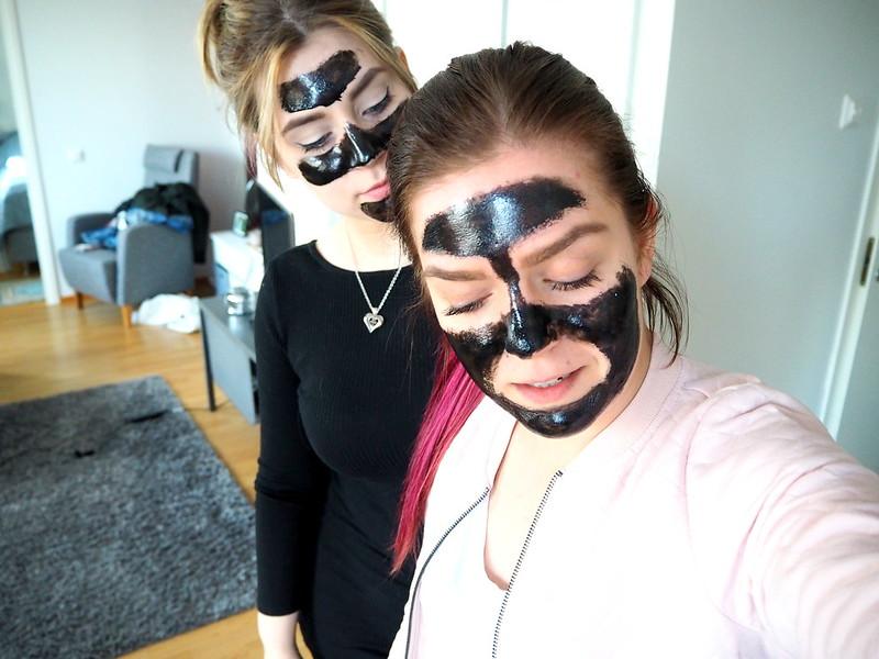 maybeauty mask