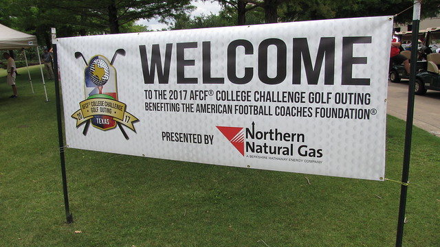2017 AFCF College Challenge Golf Outing
