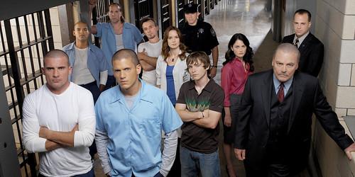 Prison Break - Cast Photo 1