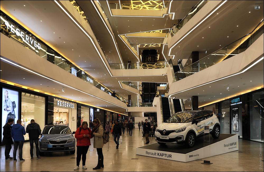 Торговый комплекс Галерея Минск