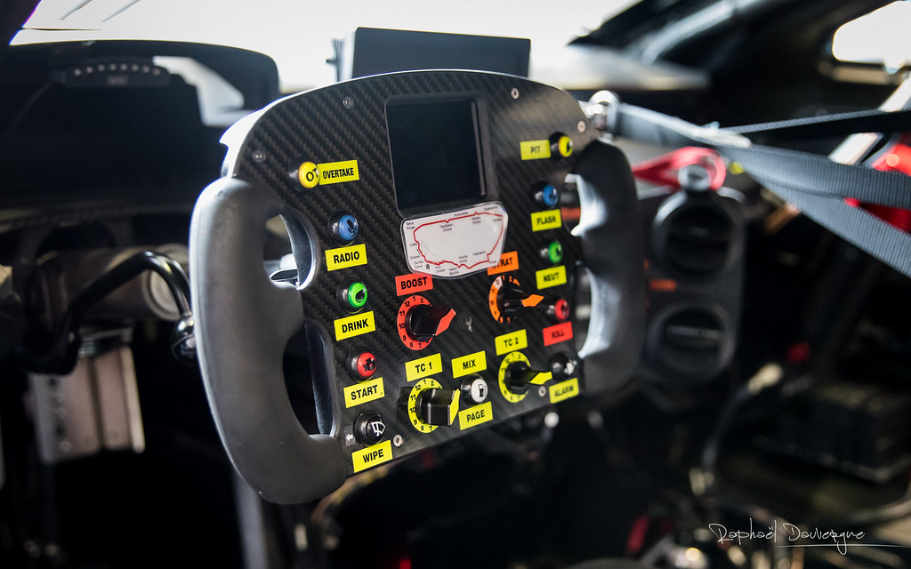 Ford Gt Steering Wheel By Raphcars