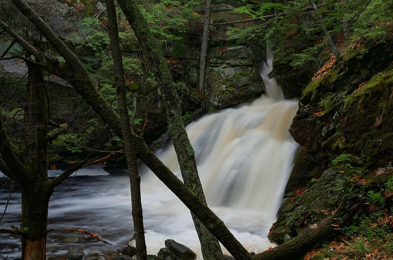 Upper Purgatory Falls