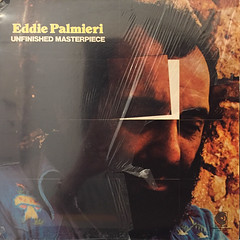 EDDIE PALMIERI:UNFINISHED MASTERPIECE(JACKET A)