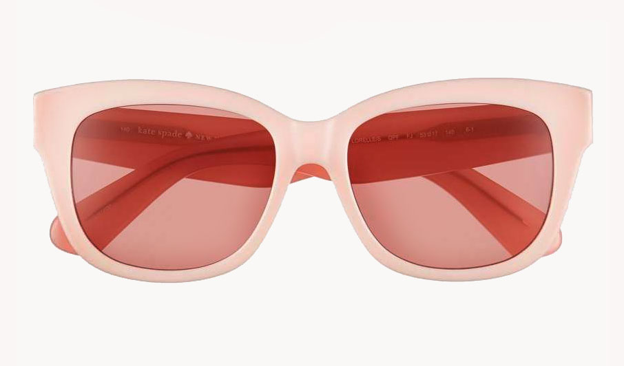 60 Pairs of Cooler-Than-Average Statement Sunglasses: Kate Spade