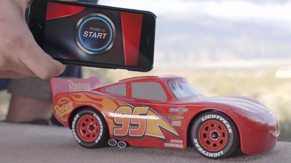Sphero「Ultimate Lightning McQueen」TestDrive