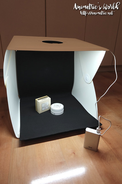 Light Up Studio Lightbox